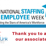 Staffing Employee Week